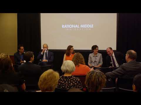 Bipartisan Policy Center in Washington DC Discusses Rational Middle: Immigration