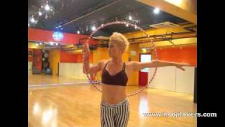 Hula Hoop Dance Sequence Tutorial with Deanne Love - Hula Hoop Dance Tutorial