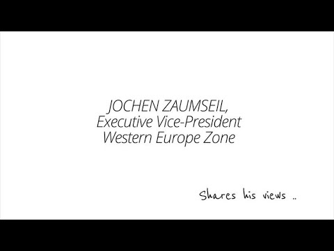A conversation on diversity with Jochen Zaumseil, Executive Vice-President, Western Europe Zone
