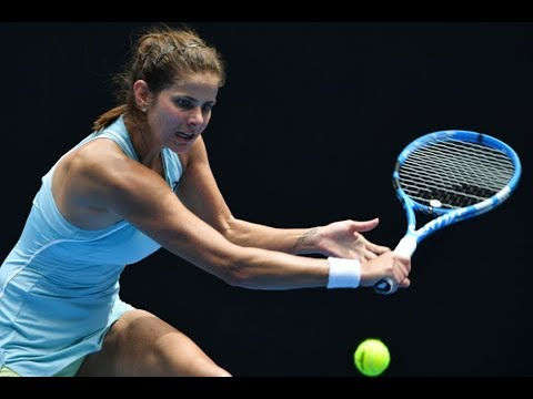 2018 St. Petersburg Open Quarterfinals | Julia Goerges vs Elena Rybakina | WTA Highlights