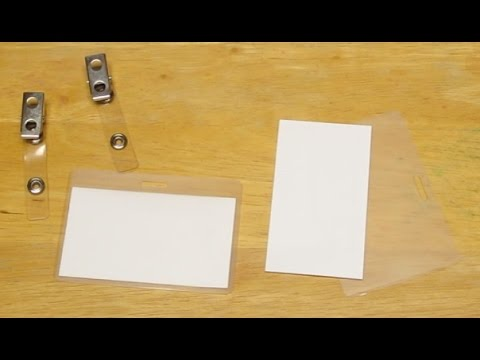 how to laminate paper without a machine