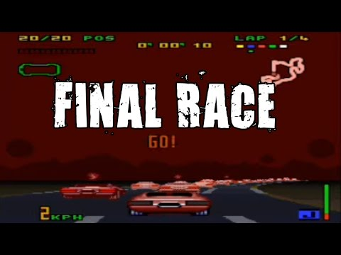 Top Gear 3000 Final Race (Hard Mode)