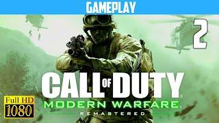 Call Of Duty Modern Warfare Remastered Español Parte 2