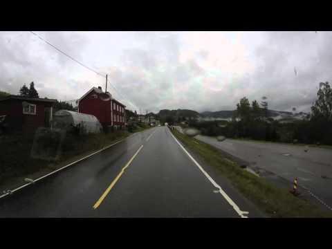 Notodden-Bø i Telemark med Nettbuss.