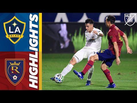 Los Angeles Galaxy Real Salt Lake Goals And Highlights