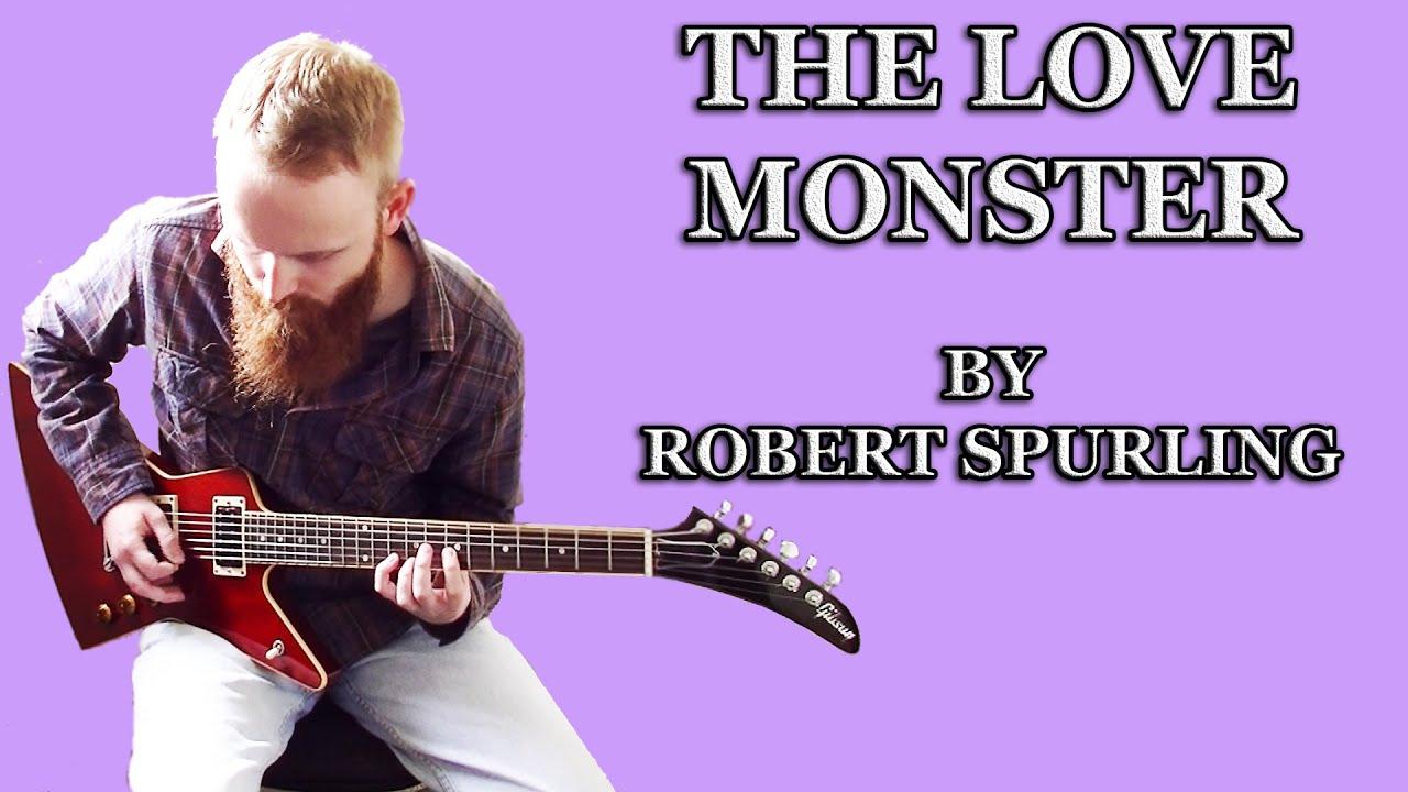 robert spurling the love monster 2014 youtube