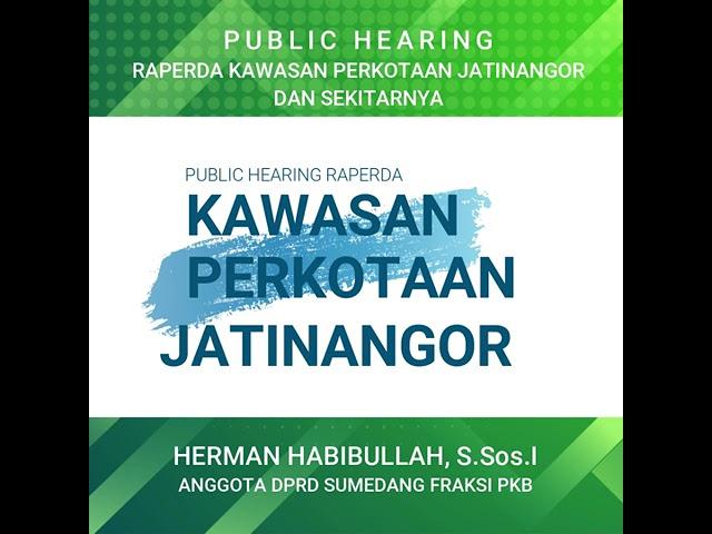 Public Hearing KPJ - Tanggapan dari PKB