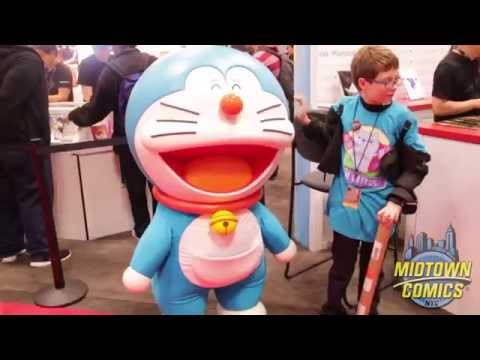 Cosplay at New York Comic Con 2014!