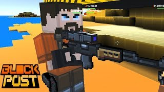 KWADRATOWA REWOLUCJA FPS! - BLOCKPOST - Hogaty i Sylo #02
