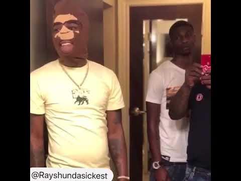 "Fredo Bang - ""You Talk to much"" Nba youngboy Diss"