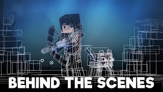 Songs of War: Episode 9 BEHIND THE SCENES (Minecraft Animation Series)