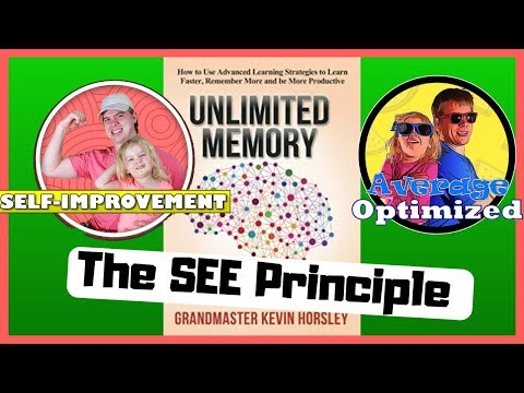 Unlimited Memory by Grandmaster Kevin Horsley - 3 Big Ideas