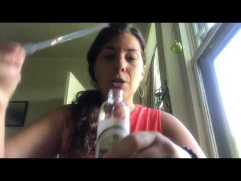 """How to Make an """"Allergy Bomb"""" Essential Oil Roller Bottle"""