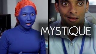 MYSTIQUE vs. SINGAPORE! (Bureau-Crazy Webseries Ep 7) thumbnail