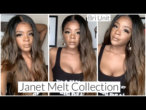 Bri | HD Lace Dupe | Janet Melt Collection | M.BLYG/30 | Try On Video