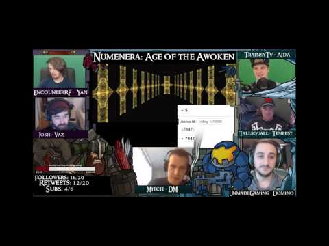 (Numenera) Age of the Awoken: Episode 13