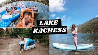 LAKE KACHESS CAMPING VĻOG 2020 | BEST CAMPSITE IN WASHINGTON STATE