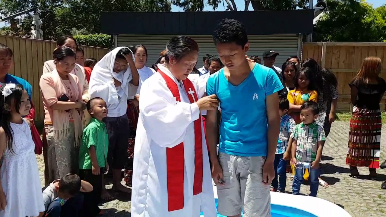 John Thawng Tha Thang Tipil a in lio, 15.01.2017 - YouTube