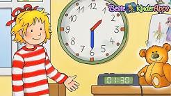 Conni Uhrzeit Lernspiel ⏰ Beste Apps für Kinder