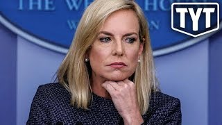 Trump Ready To Fire Kirstjen Nielsen