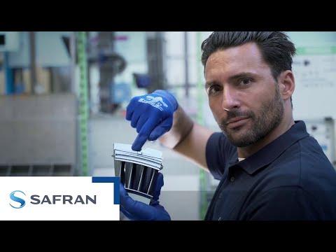 The birth of a turbine blade | Safran