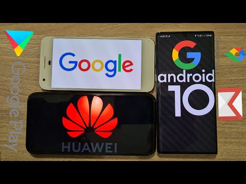 NEW HUAWEI Install Google - Play Store, GMS, Maps, Gmail - No PC | No USB