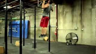 Pull Ups Strict - How To Demonstration