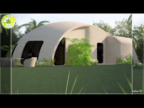 Wise World Self Sufficient Hemp House