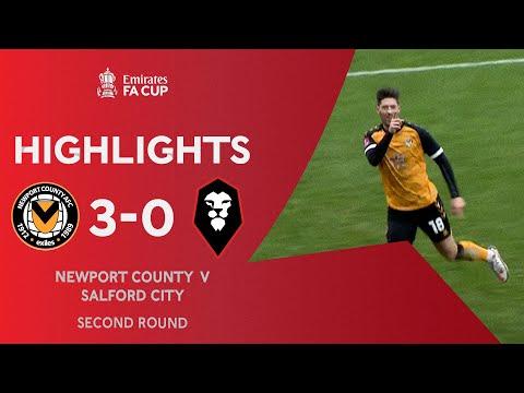 Newport Salford Goals And Highlights