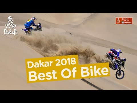 Best Of Bike - Dakar 2018