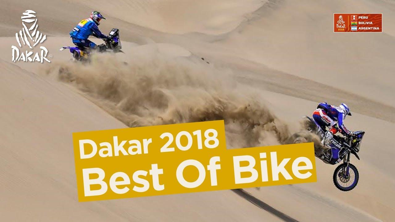 Best Of Bike - Dakar 2018 #1
