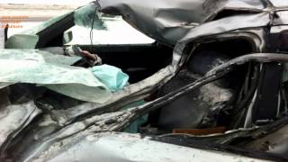 Жесткие аварии 2й недели Января 2015
