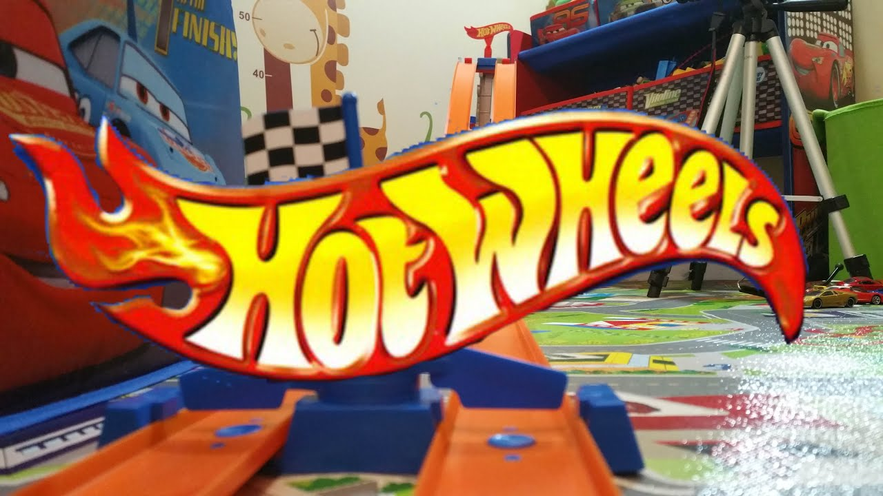 Hot Wheels exotic cars head to head downhill RACE - YouTube