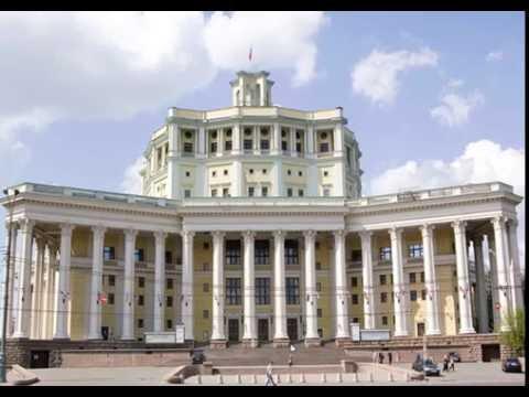 История России. Россия 18-20 вв. Санкт Петербург
