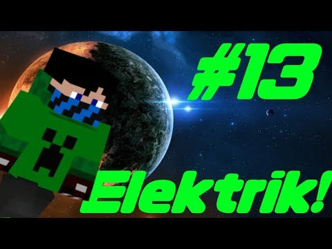 Elektrik !   Minecraft   GT New Horizons   Bölüm 13