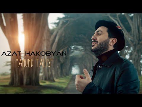 Azat Hakobyan -  Anund Talis //Official Music Video// 4K