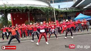 Download Senam kreasi Di Tikung Teman SANDRINA By ZIN DEENA Mp3