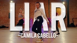 Gambar cover Camila Cabello -  Liar   Hamilton Evans Choreography