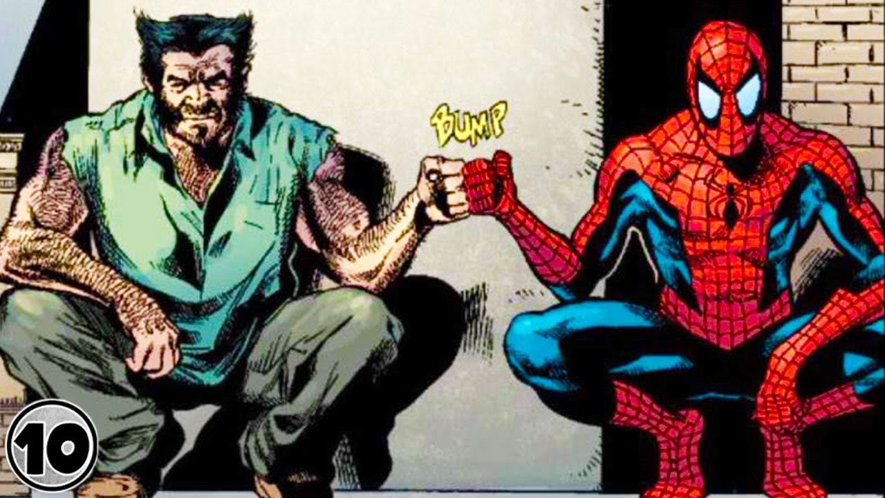 Top 10 Superheroes That Spider-Man Respects