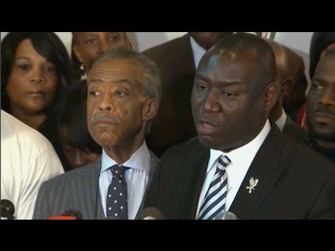 Michael Brown's family lawyer slams Ferguson verdict