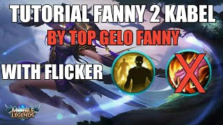MAIN FANNY 2 KABEL WITH FLICKER
