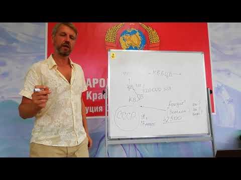 Кредит-это вексель. Правовед Максим Живогляд, лекция в Краснодаре.