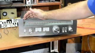 SHARP Optonica ST-3636H, stereo tuner Japan