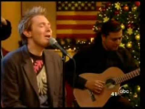 Clay Aiken My Grown Up Christmas List Youtube