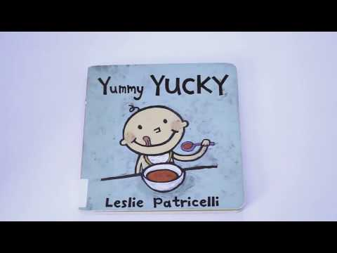 Read With Me! Yummy YUCKY by Leslie Patricelli Medium