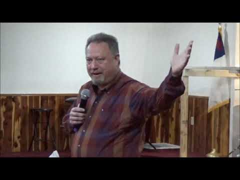 Forte Reach Ministries:  Bro. John Chapman