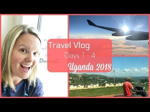 ✈️ TRAVEL VLOG || JINJA, UGANDA 🇺🇬 || DAYS 1 – 4 😊