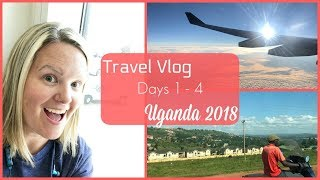 ✈️ TRAVEL VLOG || JINJA, UGANDA 🇺🇬 || DAYS 1 - 4 😊