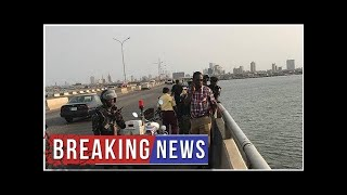 LASEMA gives update on unidentified woman who jumped into Lagos lagoon