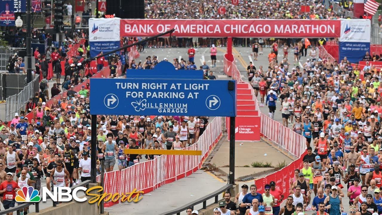 Download Chicago Marathon 2021: Elite men and women | EXTENDED HIGHLIGHTS | NBC Sports